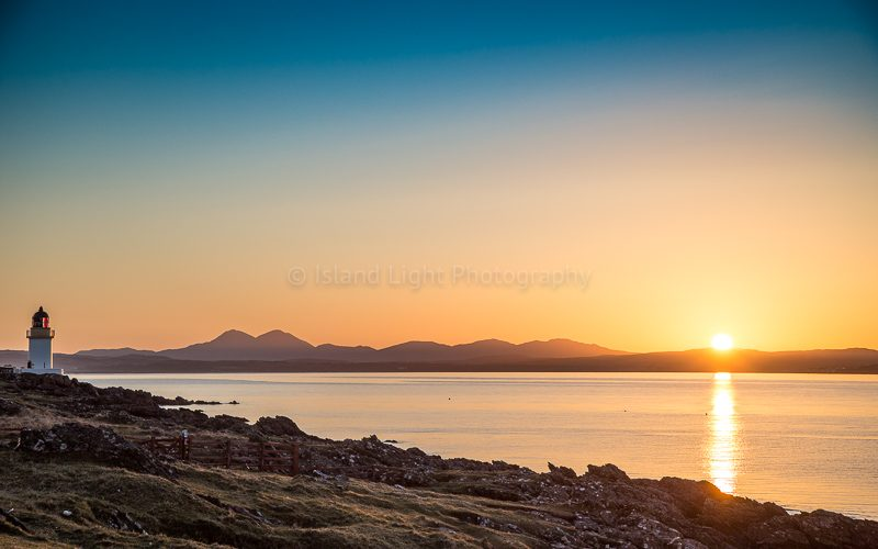 Stunning Sunrise Islay