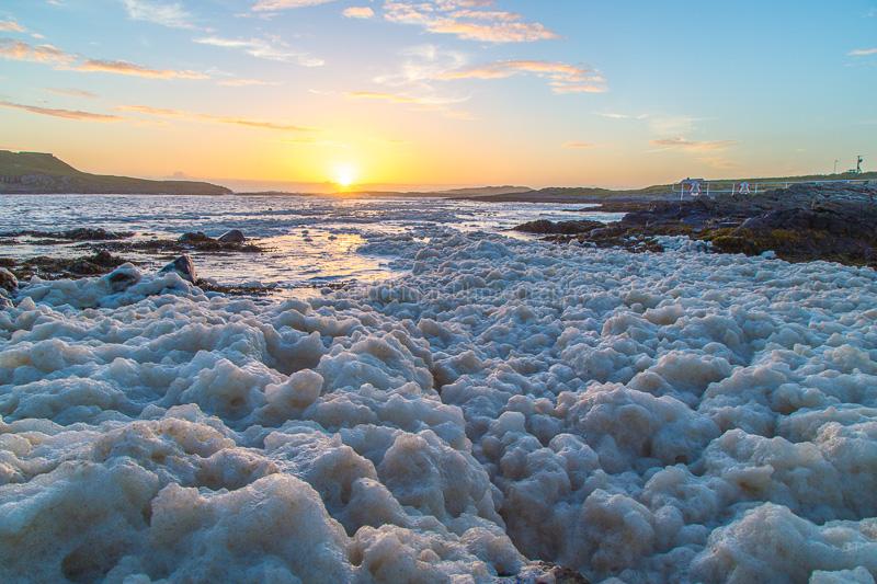 sunset-over-foam-sea