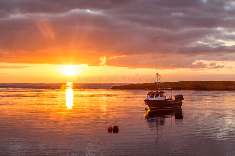 sunset-portnahaven