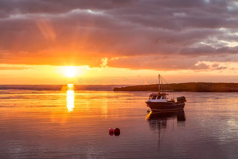 sunset-portnahaven