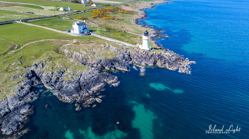 loch-indaal-lighthouse-drone
