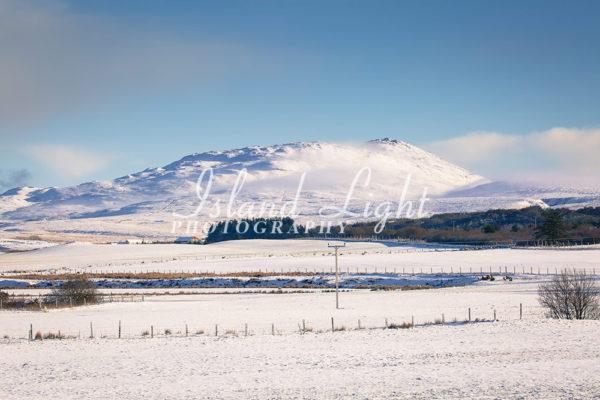 Winter Glen Road Islay