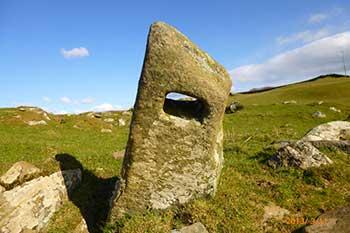 Marriage Stone Cill Tobar Lasrach