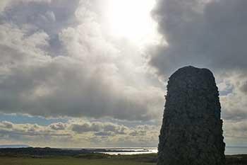 Standing Stone Kilbride Islay