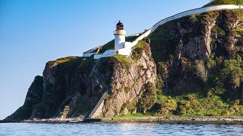 McArthurs Head Lighthouse Islay