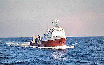Sound of Islay Ferry
