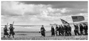 WW100 commemoration service at Kilchoman Islay