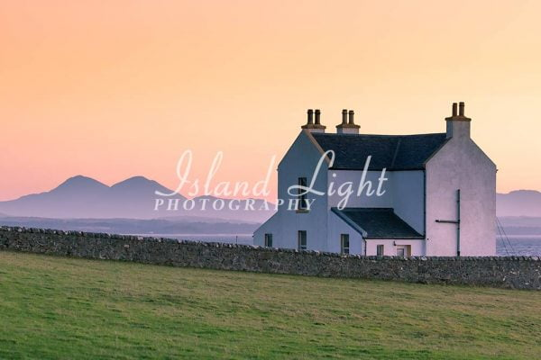 Loch Indaal House Sunrise