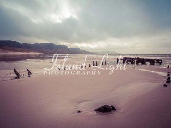 Shipwreck Kilchoman Beach