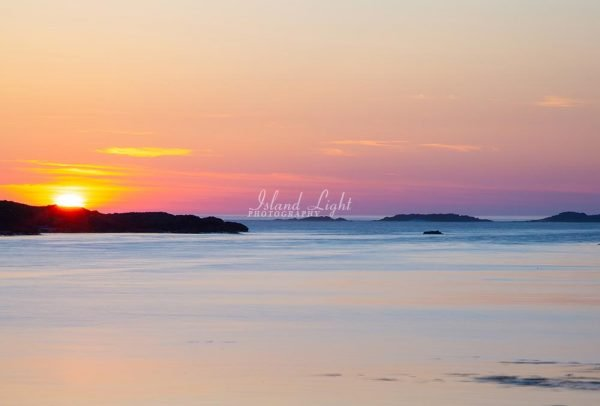 A Portnahaven Sunset