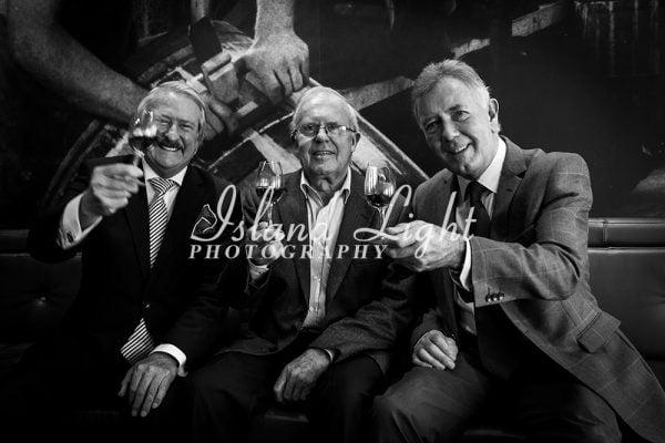 Three Whisky Legends