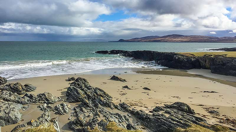 Ardnave Beach and Ardnave Point