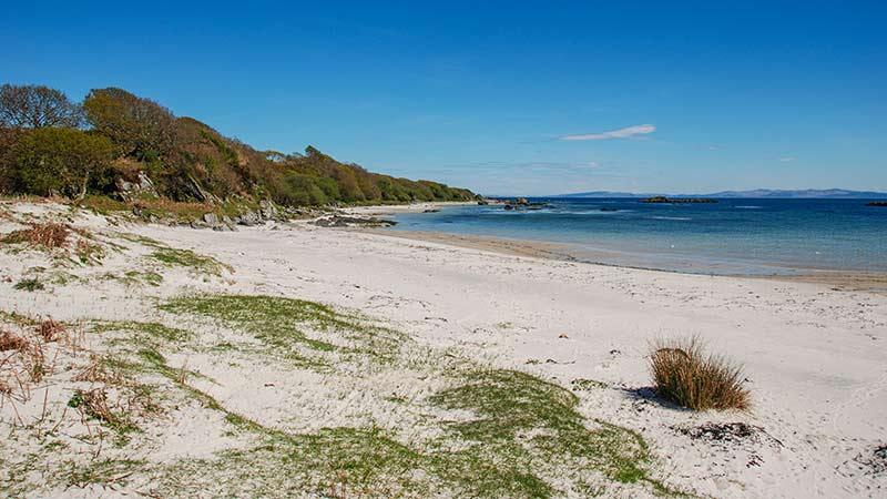 Ardtalla Beach Islay from the South