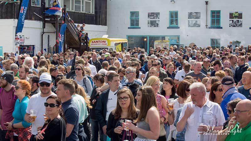 Islay Festival Bruichladdich Open Day