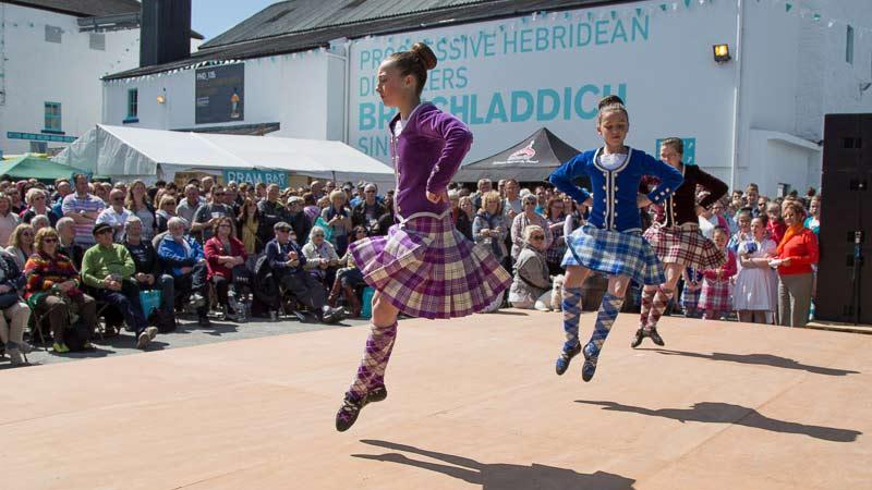 Ella Edgar's Highland Dancers