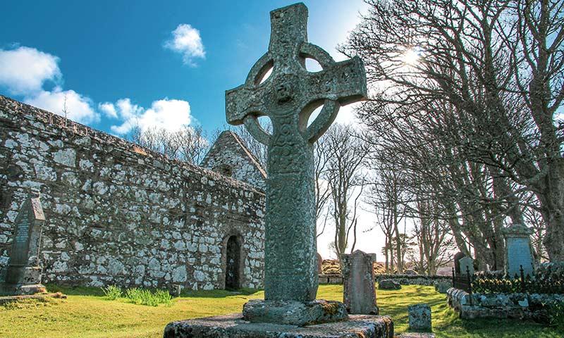 Kildalton Cross and Chapel