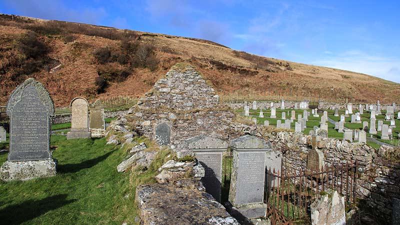Ruins of Kilnaughton Chapel