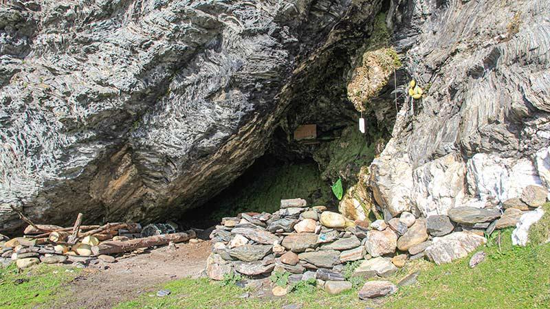 Cave at Lower Killeyan Islay