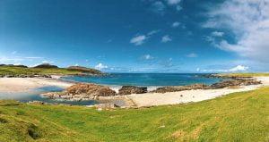 Sanaigmore Bay and Beach Islay